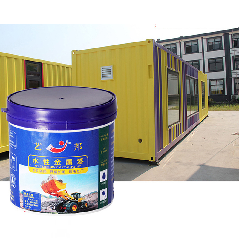 Container special paint